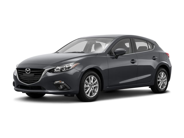 2016 Mazda Mazda3 i Grand Touring Hatchback Front-wheel Drive
