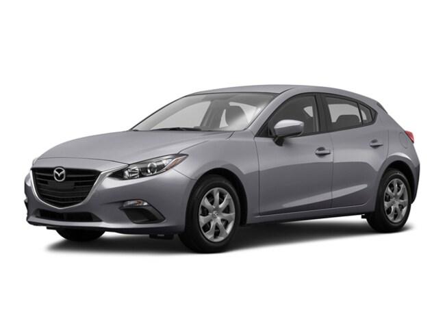 New 2016 Mazda Mazda3 i Hatchback Near Buffalo