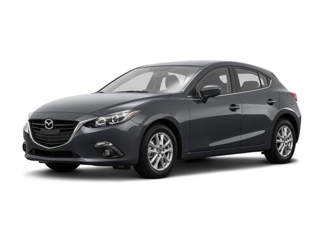 2016 Mazda Mazda3 i Touring HB Man i Touring