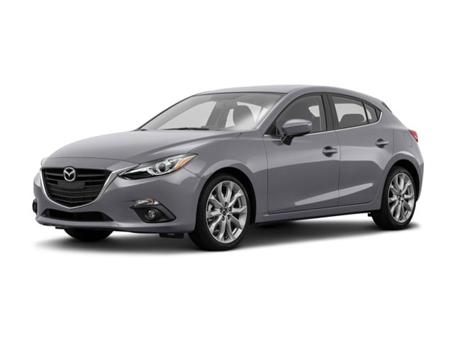2016 Mazda Mazda3 S Grand Touring Hatchback