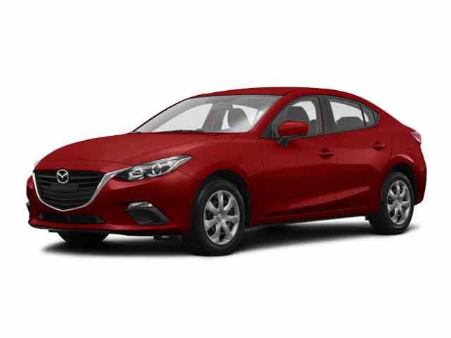 2016 Mazda Mazda3 Sedan