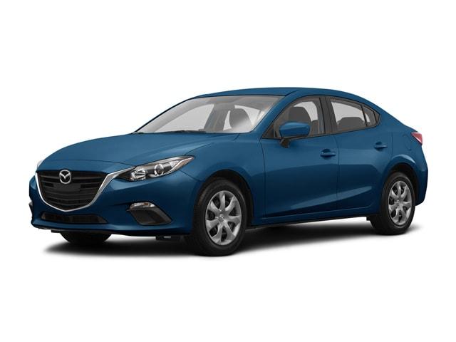2016 Mazda Mazda3 i Sport i Sport  Sedan 6A
