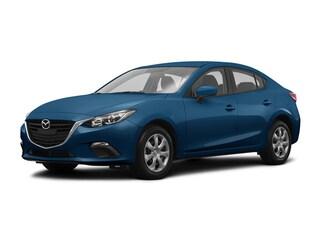 2016 Mazda Mazda3 4dr Sdn Auto i Sport Car