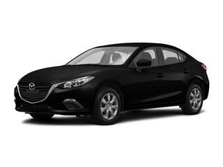 2016 Mazda Mazda3 i Sedan FWD 2.0L