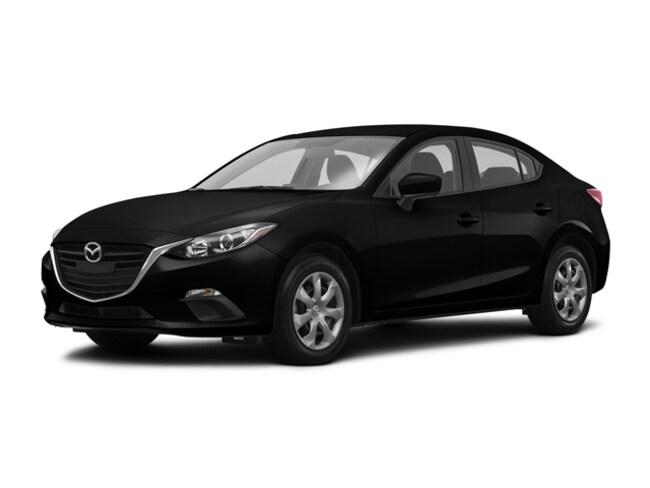 Certified 2016 Mazda Mazda3 i Sport Sedan Fairfax VA