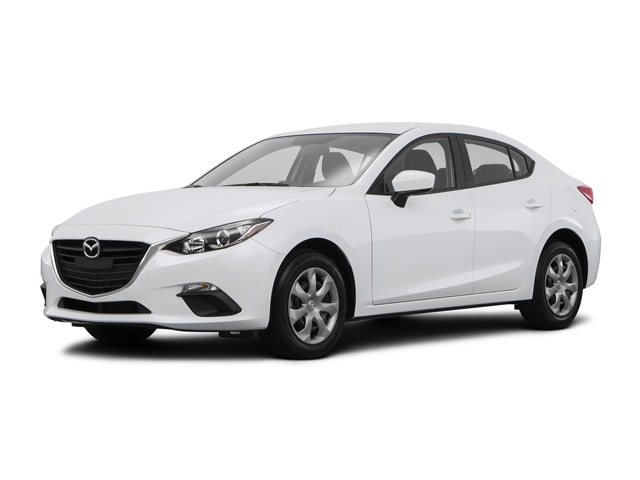 Featured pre-owned vehicles 2016 Mazda Mazda3 i Sport Sedan for sale near you in Tucson, AZ