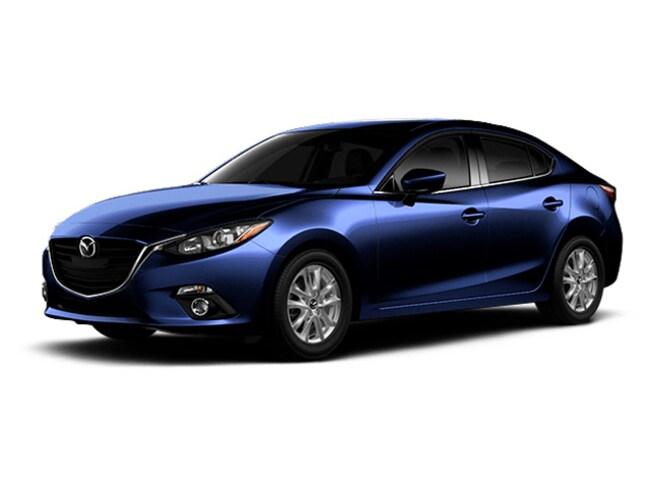Certified Pre-Owned 2016 Mazda Mazda3 i Touring Sedan for sale in Madison, WI