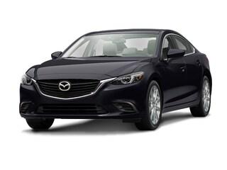 2016 Mazda Mazda6 i Sport Sedan