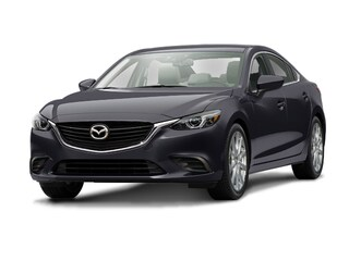 Certified pre-owned Mazda cars 2016 Mazda Mazda6 i Sport Sedan for sale near you in Canton, OH