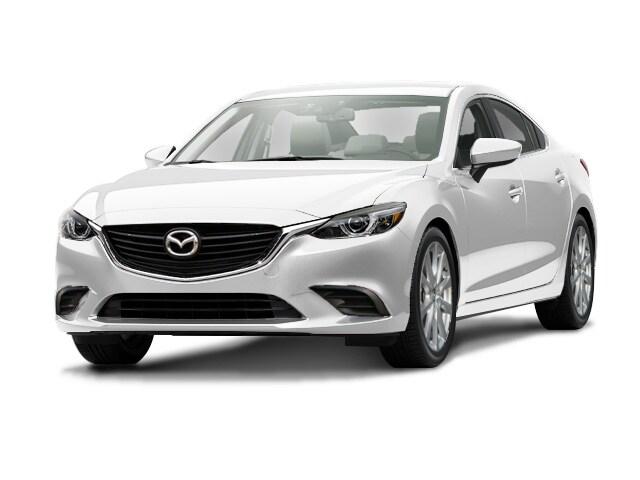 Used 2016 Mazda Mazda6 i Sport Sedan for sale in Houston, TX