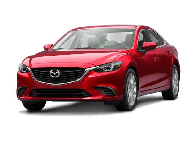 Used 2016 Mazda Mazda6 i Sport Sedan Tucson