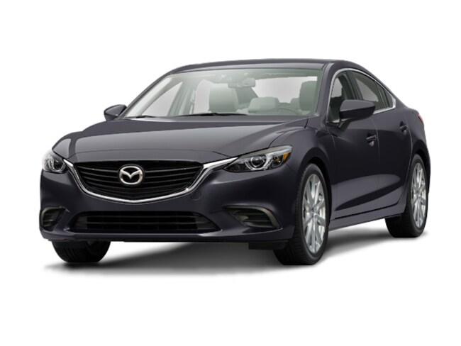 Used 2016 Mazda Mazda6 Sedan i Sport for Sale in Nashua, NH | Near