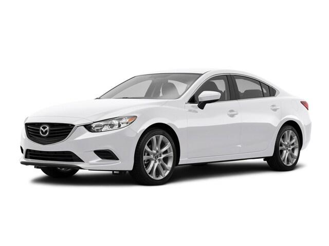 Used 2016 Mazda Mazda6 I Touring Sedan For Sale In Fort Worth, TX