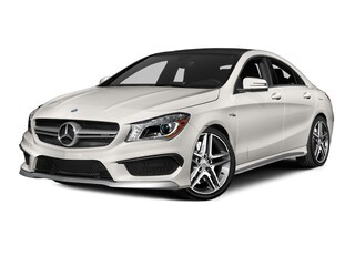 Used 2016 Mercedes-Benz AMG CLA 45 AMG CLA 45 4dr Sdn  4matic for sale in Long Beach