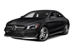 2016 Mercedes-Benz AMG CLA 45 AMG CLA 45 Coupe