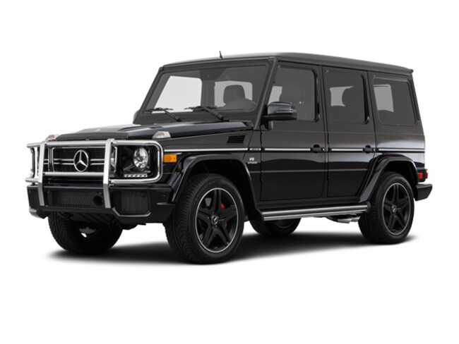2016 Mercedes-Benz AMG G G63 4MATIC SUV