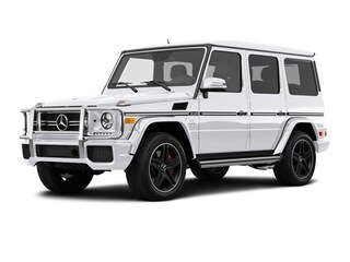 Used 2016 Mercedes-Benz AMG G AMG G 63 4matic 4dr SUV for sale in Santa Monica