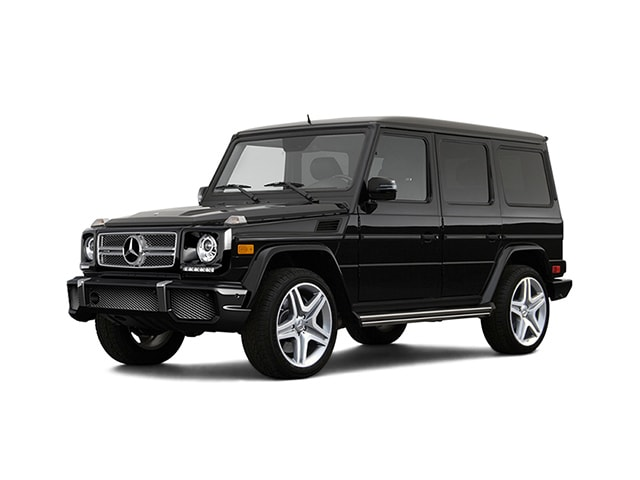 2016 Mercedes-Benz AMG G G65 4MATIC SUV
