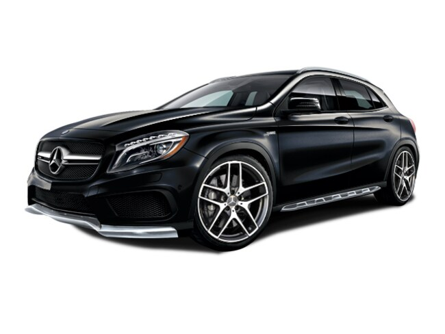 New 2016 Mercedes-Benz AMG GLA 45 4MATIC SUV in Glendale, near Los Angeles