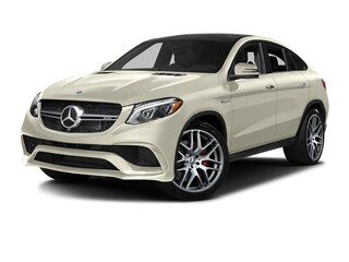 2016 Mercedes-Benz AMG GLE 63 S 4MATIC SUV