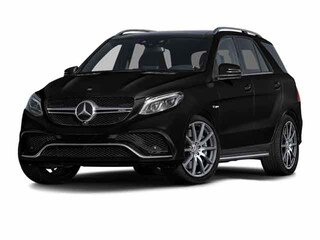 Used 2016 Mercedes-Benz AMG GLE 63 4MATIC SUV for Sale in Midland TX