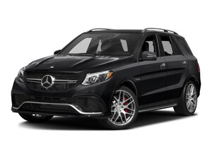 2016 Mercedes-Benz GLE GLE 63 AMG® 4matic® SUV
