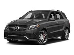 2016 Mercedes-Benz AMG GLE AMG GLE 63 S-Model SUV