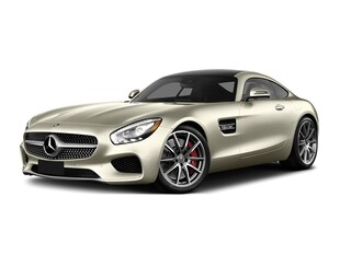 2016 Mercedes-Benz AMG GT S 2dr Car