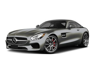 2016 Mercedes-Benz AMG GT S Coupe Coupe