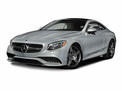 2016 Mercedes-Benz AMG S 4MATIC Coupe