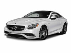 2016 Mercedes-Benz AMG S AMG S63 Coupe