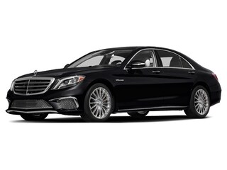 Used 2016 Mercedes-Benz AMG S 65 Sedan in Belmont