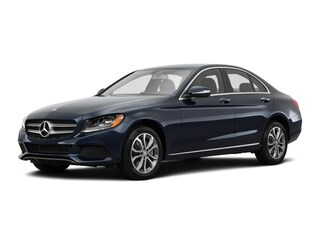 2016 Mercedes-Benz C-Class C 300 4MATIC Luxury Sedan