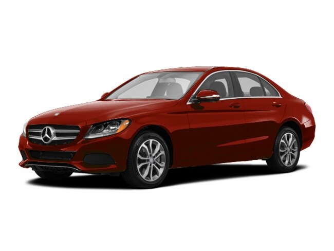 2016 Mercedes-Benz C-Class C 300 Sedan Certified Mercedes-Benz For Sale in Stockton California