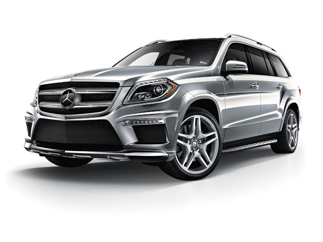 Hendrick Motors Of Charlotte >> Mercedes-Benz GL-Class in Charlotte, NC | Hendrick Motors of Charlotte