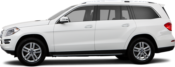 2016 Mercedes-Benz GL-Class SUV GL 350 BlueTEC 4MATIC