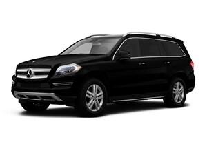 2016 Mercedes-Benz GL-Class GL 450 4MATIC SUV