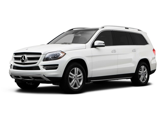 Used 2016 Mercedes-Benz GL-Class GL 450 SUV Bentonville, AR