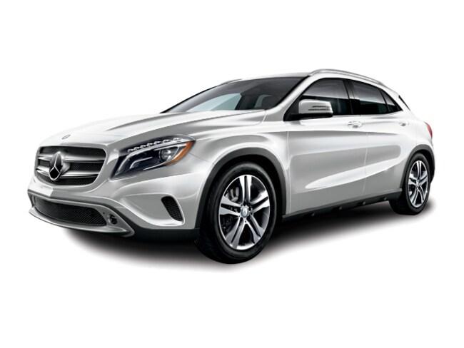 2016 Mercedes-Benz GLA 250 UT