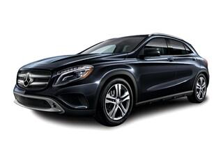 2016 Mercedes-Benz GLA GLA 250 4MATIC AWD GLA 250 4MATIC  SUV