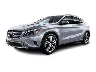 2016 Mercedes-Benz GLA GLA 250 4MATIC Smartphone Integration, Htd Frnt St SUV