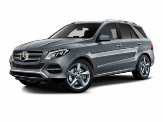Pre-Owned 2016 Mercedes-Benz GLE GLE 350 SUV for sale in McKinney, TX