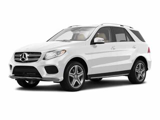 Used 2016 Mercedes-Benz GLE 400 4MATIC SUV for sale in Denver, CO