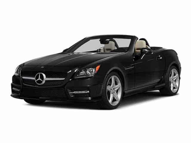 2016 Mercedes-Benz SLK Roadster