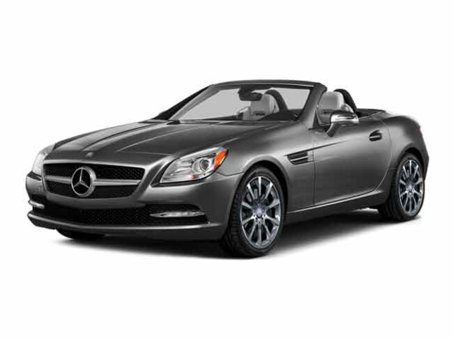 2016 Mercedes-Benz SLK SLK 300 Roadster