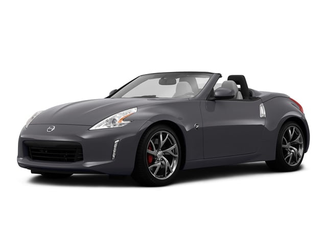 2016 Nissan 370Z Touring Sport Convertible