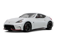 Used 2016 Nissan 370Z NISMO Tech Coupe in Manchester, NH