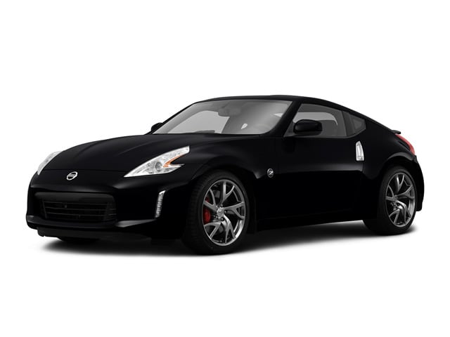 2016 Nissan 370Z Sport Tech Coupe