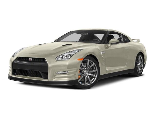 2016 Nissan GT-R Cpe Premium Car