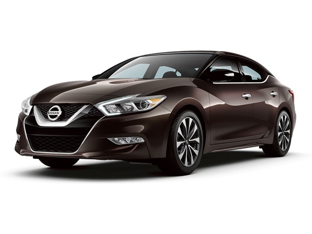 2016 Nissan Maxima 3.5 SR Sedan